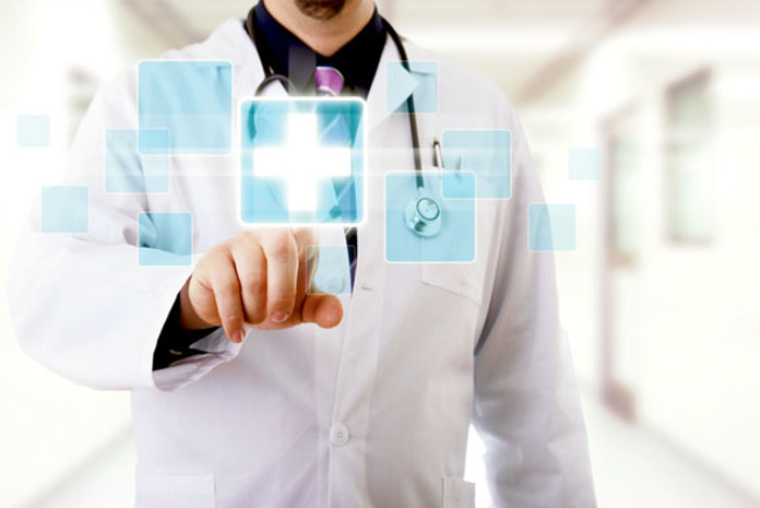 IIT students develop digital health system for remote areas