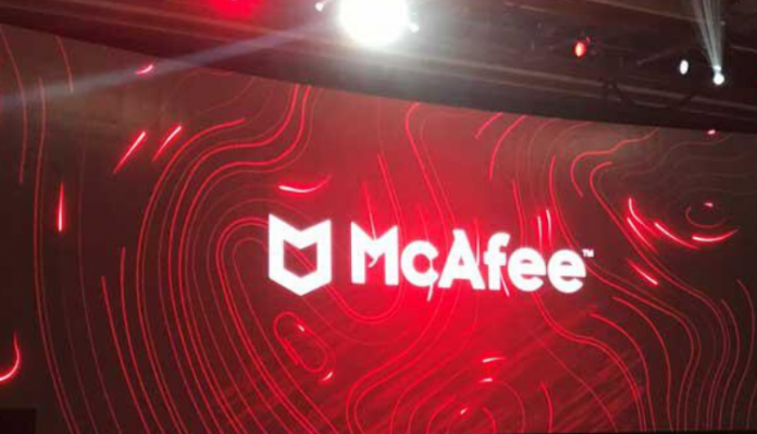 McAfee appoints CEO